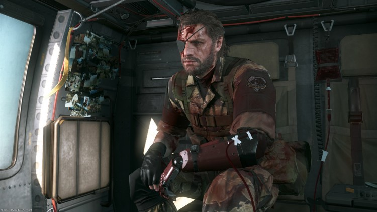Metal Gear Solid V: The Phantom Pain. (Foto: Konami Digital Entertainment).