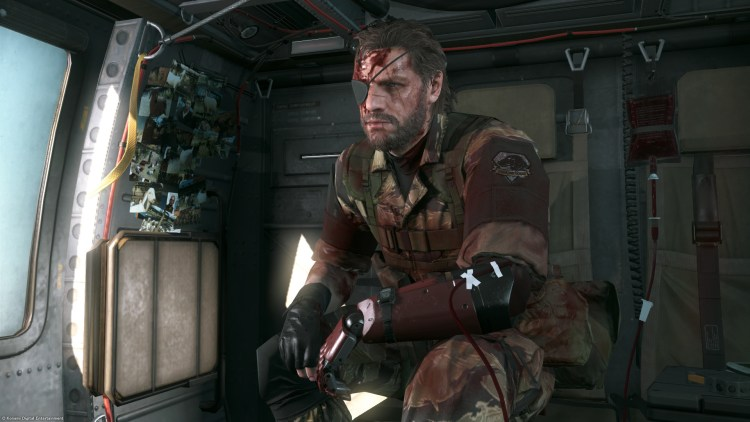 Metal Gear Solid V: The Phantom Pain. (Foto: Konami Digital Entertainment).