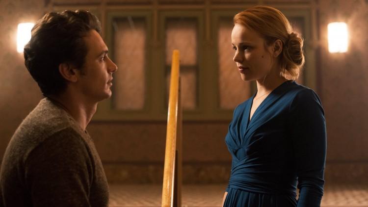Tomas (James Franco) møter ekskjæresten Sara (Rachel McAdams) i Every Thing Will Be Fine (Foto: Mer Filmdistribusjon).
