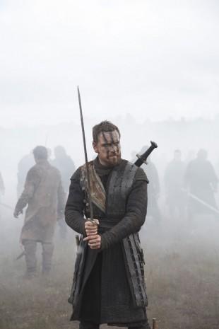 Michael Fassbender som Macbeth. (Foto: SF Norge AS).