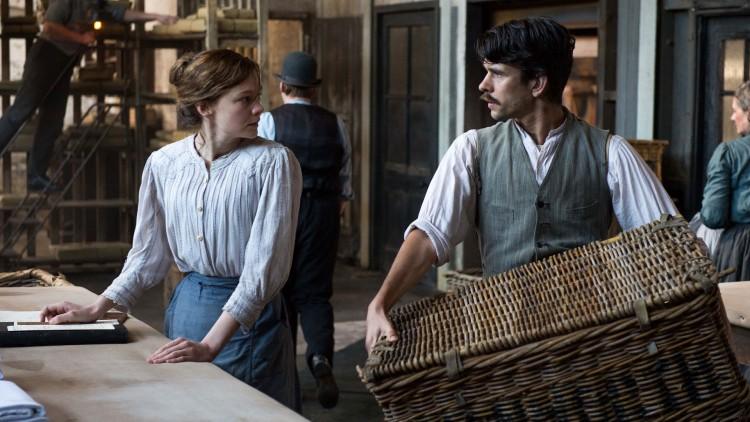 Carey Mulligan og Ben Whishaw i Suffragette – Kampen for frihet. (Foto: SF Norge).