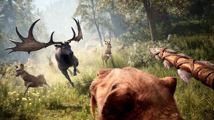 Rir på en sabeltiger like a BAWS. (Foto: Ubisoft).