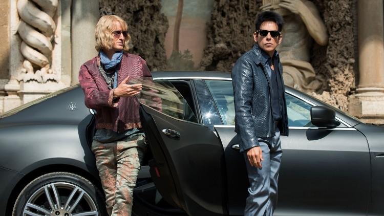 Hansel (Owen Wilson) og Derek Zoolander (Ben Stiller) er tilbake i Zoolander 2 (Foto: United International Pictures).