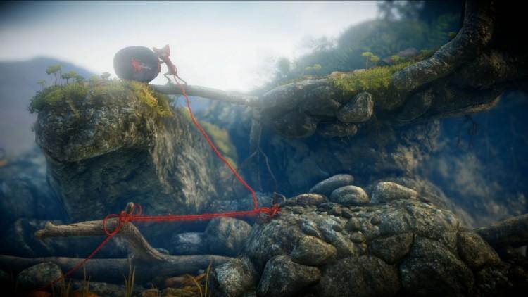 Yarny kan bruke garnet sitt til mye rart. (Foto: Electronic Arts).