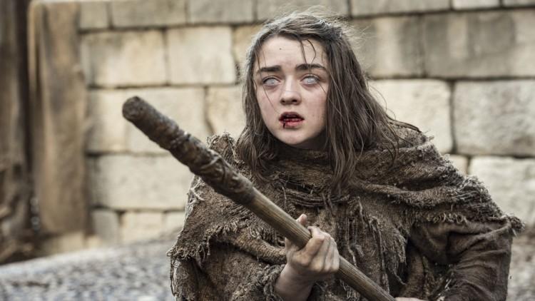 Arya får helt nye utfordringer i sesong seks av Game of Thrones. (Foto: HBO Nordic).