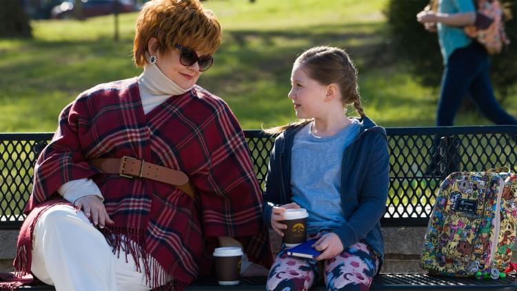 Ella Anderson gjør en fin figur som datteren til Claire i The Boss. (Foto: United International Pictures).