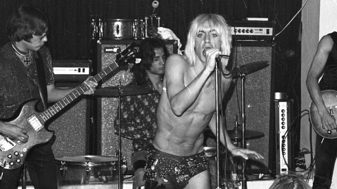 Gimme Danger, Jim Jarmusch sin film om The Stooges. (Foto: StudioCanal)