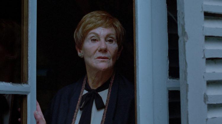 Bente Børsum spiller hovedrollen i spenningsdramaet Sensommer (Foto: Another World Entertainment)