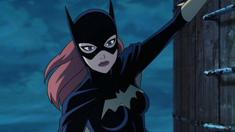 Batgirl står i sentrum i en unødvendig forhistorie i Batman: The Killing Joke (Foto: Warner Bros. Entertainment AS).