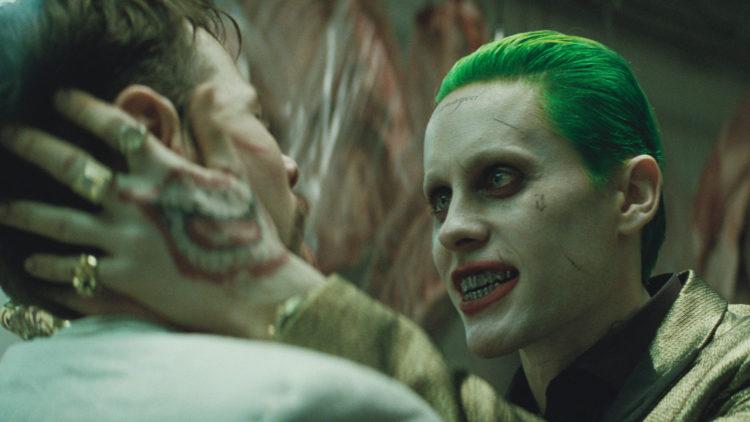 Jared Leto er stilig som Joker, men får ikke nok spilletid i Suicide Squad (Foto: SF Studios).