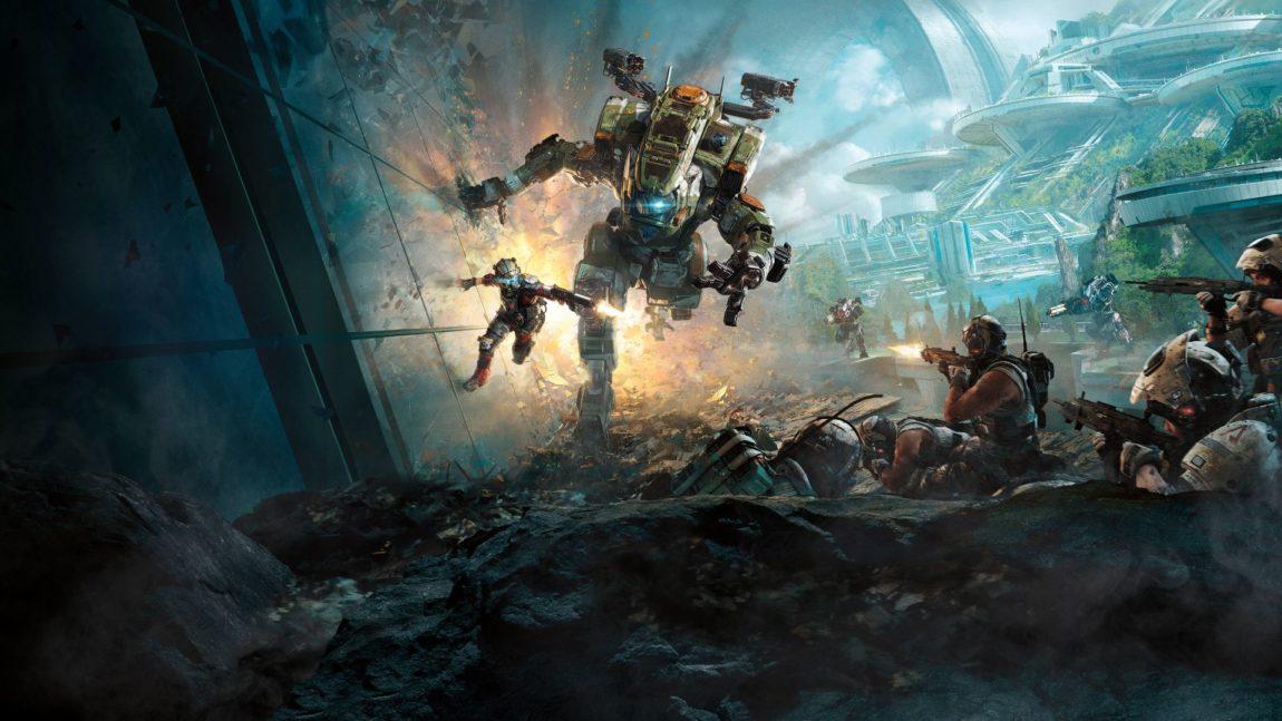 Titanfall 2. (Foto: EA)