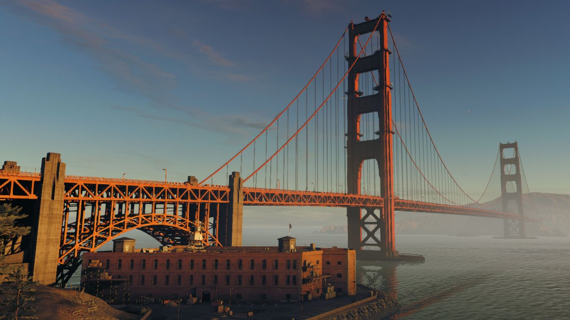 If you're going to San Francisco... (Foto: Ubisoft)