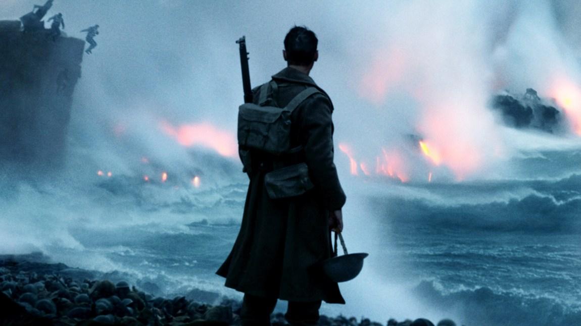 Christopher Nolan er en filmskaper man automatisk har store forventninger til, derfor gleder vi oss veldig til Dunkirk. (Foto: SF Norge)