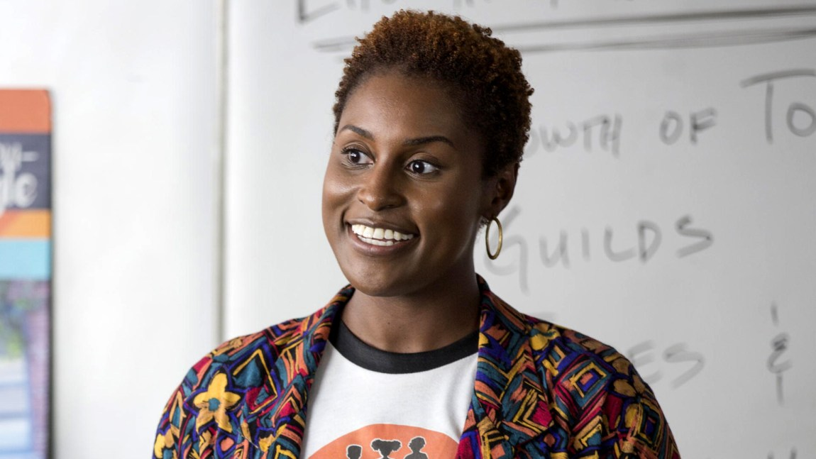 Issa Rae i Insecure. (Foto: HBO Nordic).
