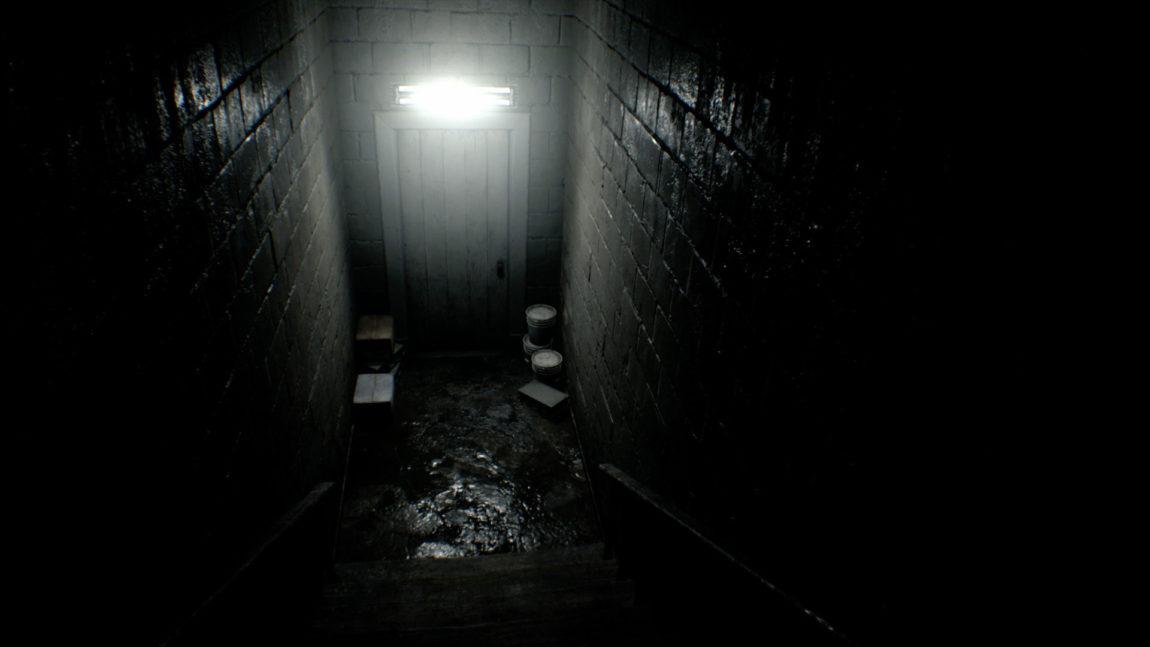 Nei takk, jeg vil helst slippe å gå ned der du... (Foto: Capcom / PAN Vision).