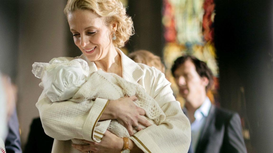 Datteren til John og Mary har ankommet i sesong fire av Sherlock. (Foto: BBC).