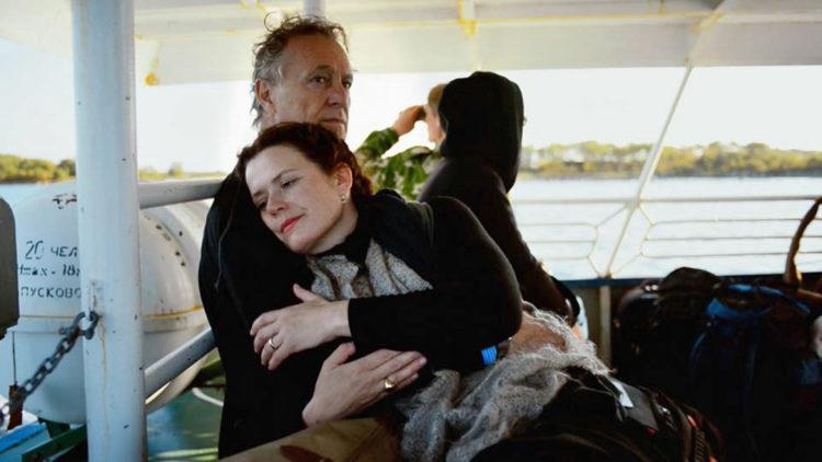 """""""Karenina & I"""" er regissert av Gørild Mauseths ektemann Tommaso Mottola. (Foto: Orto Polare / Tour de Force)"""