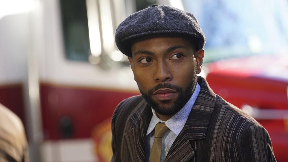 Ptonomy Wallace (Jeremie Harris) er djevelsk godt kledd. Detaljene er forseggjorte og er med på å effektivt bygge karakterene. (Foto: Fox)