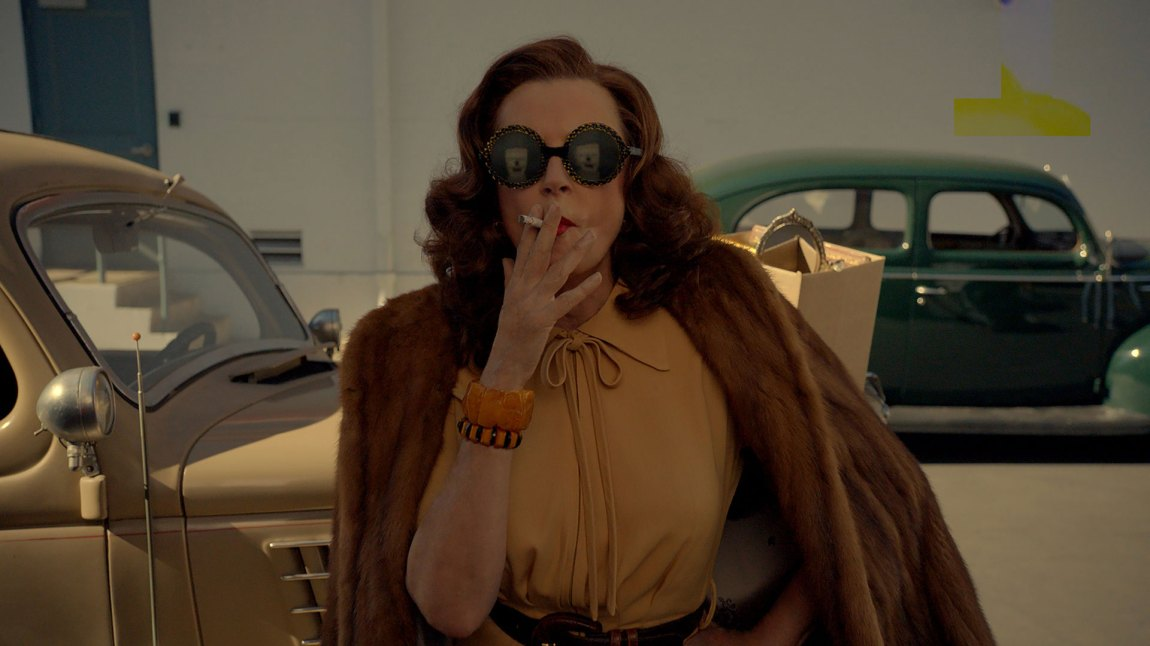 Susan Sarandon overbeviser som Bette Davis. (FEUD: BETTE AND JOAN © 2017 Fox and its related entities. All rights reserved.)