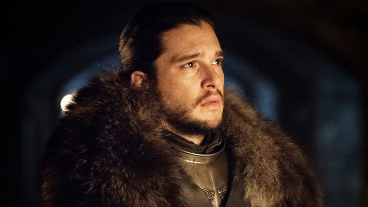 Jon i Game of Thrones, sesong 7. (Foto: HBO Nordic).