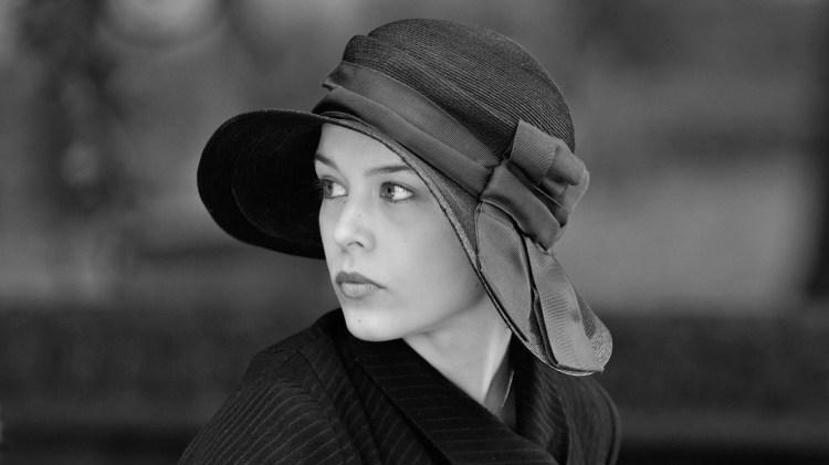 Paula Beer spiller fabelaktig i rollen som Anna. (Foto: Fidalgo)