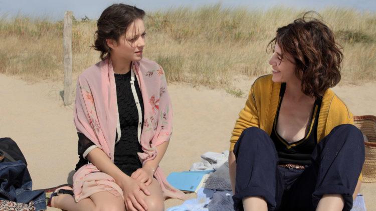 """Marion Cotillard og Charlotte Gainsbourg spiller mot hverandre for første gang i """"Ismael's Ghosts"""". (Foto: Festival de Cannes)"""