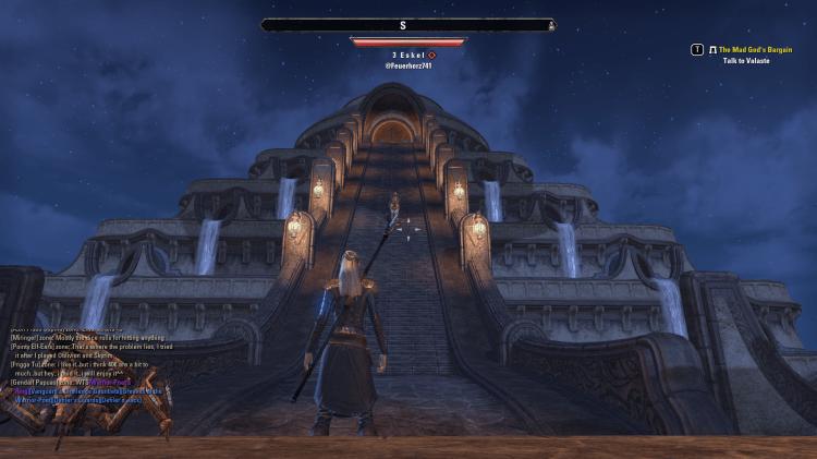 Denne nivå 3-spilleren kunne fint gjøre de samme oppdragene som meg. (Skjermdump: Bethesda)