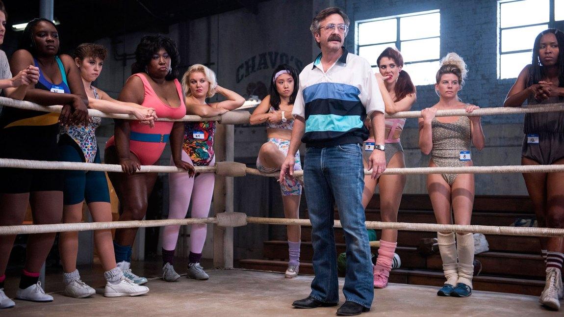 Marc Maron spiller den herlig patetiske regissøren Sam Sylvia. (Foto: Netflix)
