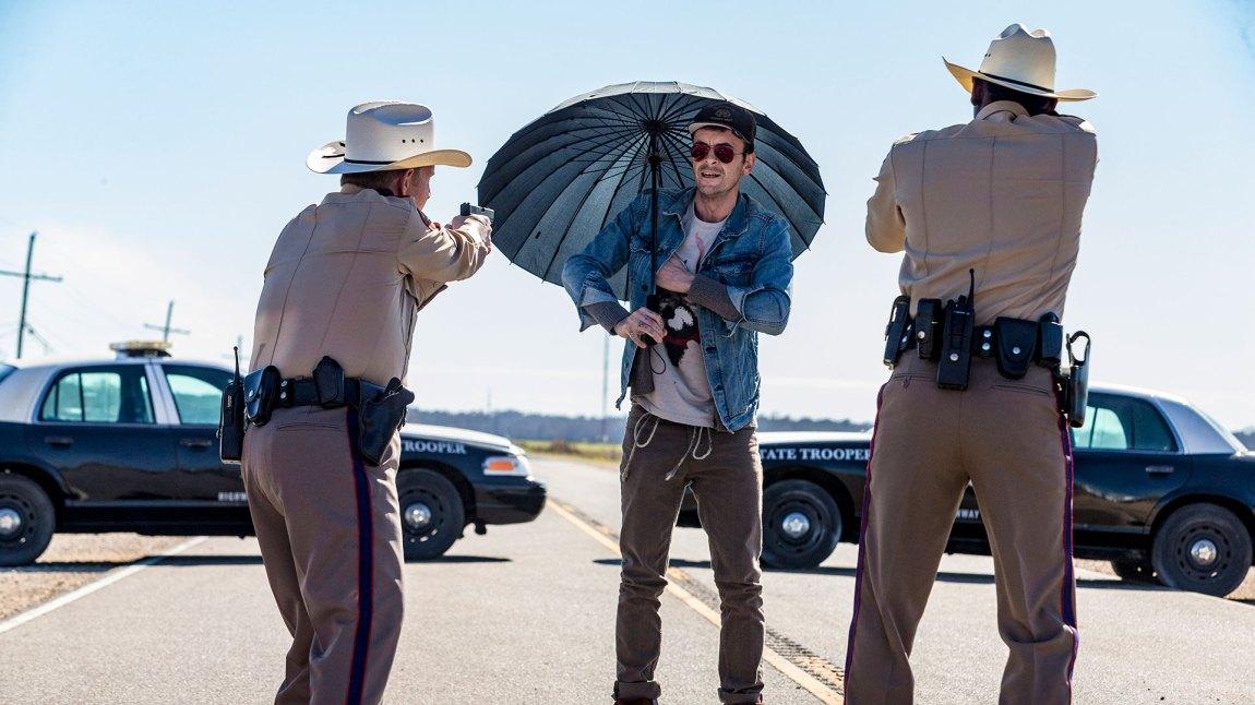 Den narkomane vampyren Cassidy spilles av Joe Gilgun. (Foto: AMC, Viaplay)