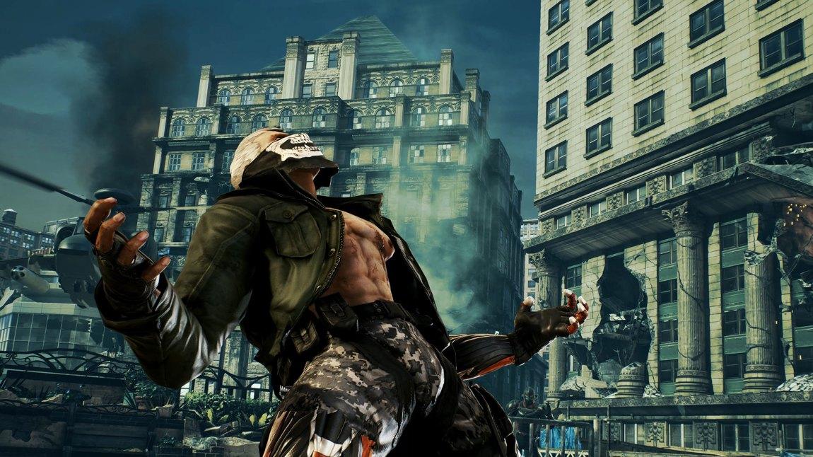 Brian Fury er en av undertegnedes favoritter. (Foto: Bandai Namco Entertainment)