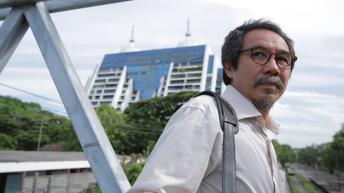 Som ung arkitekt var Thana idealistisk. Nå er han mer sliten og desillusjonert. (Foto: Fidalgo)