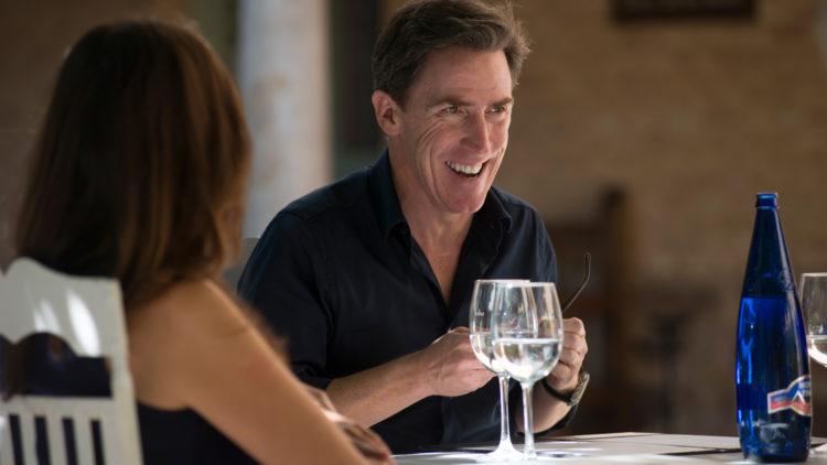 Rob Brydon i A Trip to Spain. (Foto: Tour de Force).