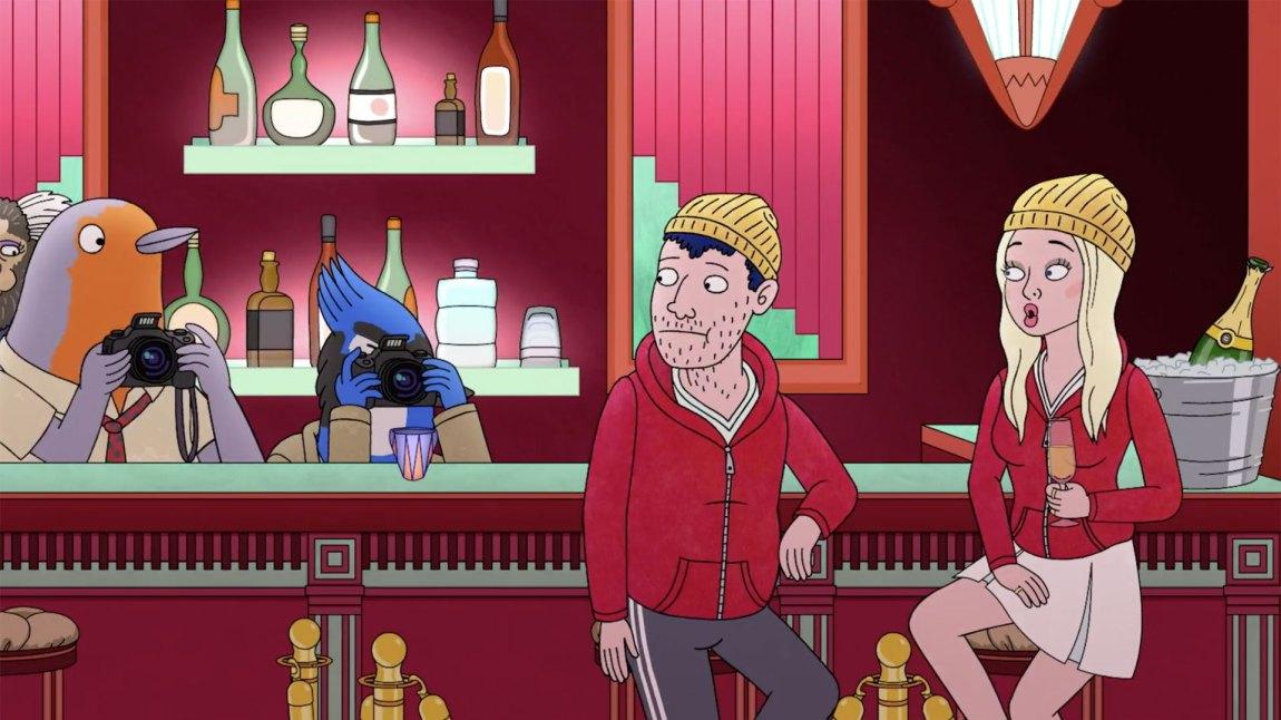 Todd tar et oppgjør med sin egen seksualitet i denne sesongen. (Foto: Netflix)
