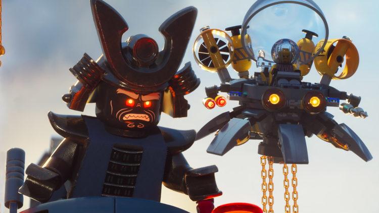 "Garmadon søker verdensherredømme i ""Lego Ninjago filmen"". (Foto: SF Studios/Warner)"