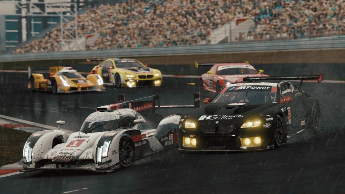 Stor variasjon i biltyper og baner gir mange, mange timer med underholdning. (Foto: Bandai Namco Entertainment).