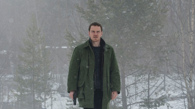 Harry Hole i Snømannen. (Foto: United International Pictures)