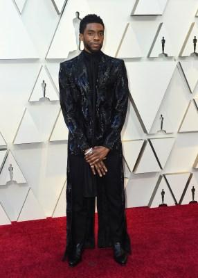 Chadwick Boseman. Foto: Jordan Strauss/Invision/AP