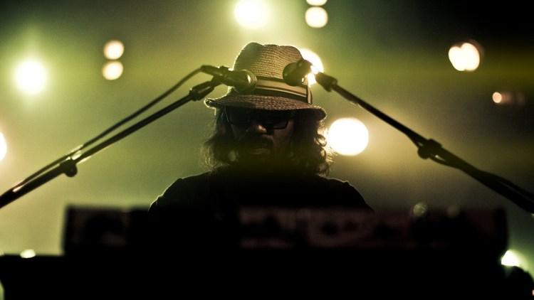 Dâm-Funk - Klubben, Øyafestivalen 2012. (Foto: Rashid Akrim, NRK P3)