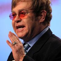 Elton John. (Foto: NTB Scanpix, AFP, Alex Wong)