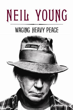 I sin nye bok Waging Heavy Peace skriver Neil Young blant annet om sitt nye lydsystem. Foto: Promo.