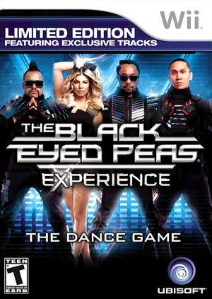 «The Black Eyed Peas Experience» ble i 2011 lansert for Wii og Xbox 360. Foto: Promo.
