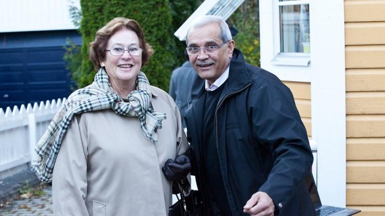 Pappa Patel. (Foto: Rashid Akrim, NRK P3)