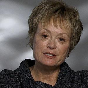 Leslie Harris, leder for Center for Democracy & Technology, advarer mot utilsikta konsekvenser. Foto: cdt.org.