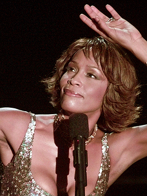 Whitney Houston var en av artistene som fikk en for tidlig grav på grunn av sitt utsvevende liv. Foto: NTB Scanpix / Mark J.Terrill, AP Photo.