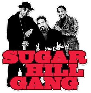 Sugarhill Gang har tidenes nest mest lengendariske hip hop-låt ifølge Rolling Stone Magazine. Foto: Promo.