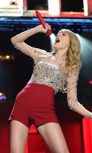 Taylor Swift. (Foto: NTB Scanpix, AFP, Evan Agostini)