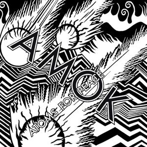 Omslaget til den forestående plata til Atoms For Peace. (Foto: Promo)
