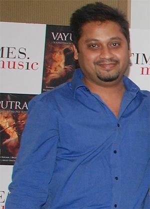 Mandar Thakur er en av sjefene i Times Music India. Foto: Times Music.