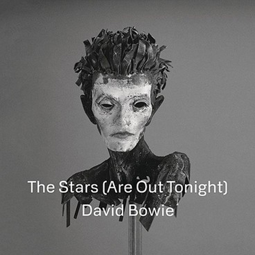 "Omslaget til ""The Stars (Are Out Tonight)"". (Foto: Promo)"