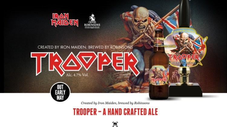 Trooperbeer (Foto: Skjermdump)